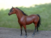 Brown Horse - Half Scale