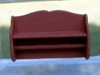 Hand Towel Holder - Red Brick