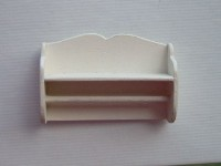 Hand Towel Holder - Off White